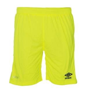 UMBRO UX-1 Keeper shorts Neongul XXL Teknisk keepershorts